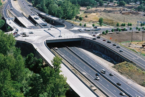 Single Point Urban Interchange
