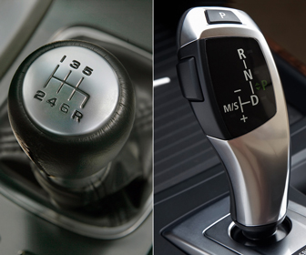 Automatic or Manual transmission for driving on hills