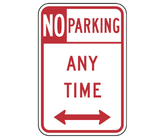 Parking at Intersections is Forbidden