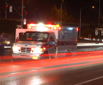 Yield to Emergency Vehicles at Intersections