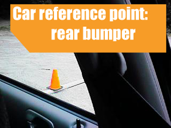 Car Reference Points Driving Maneuvers