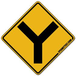 Y Intersection