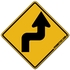 Sharp Turns (Right-Left)